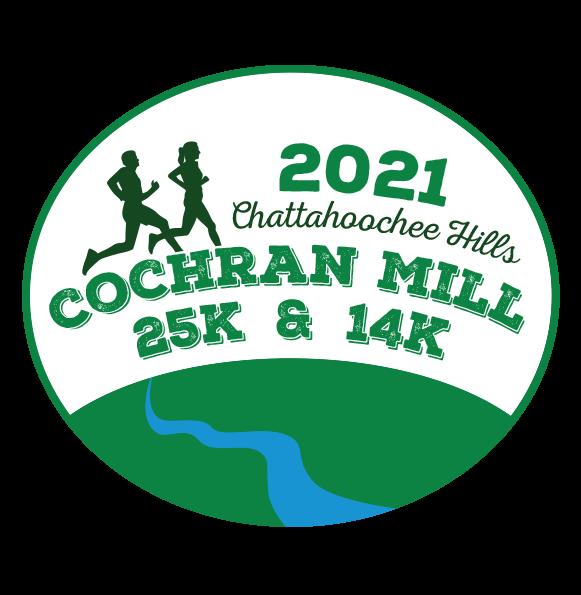 Cochran Mill 25K & 14K<br>October 23, 2021<br>Palmetto, GA