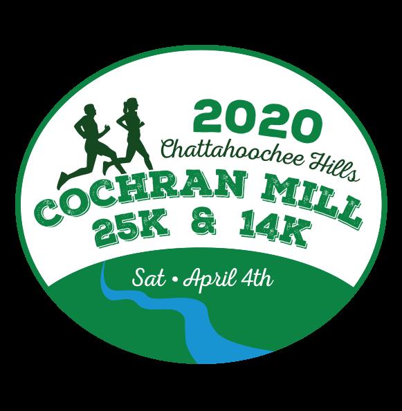 Cochran Mill 25K & 14K<br>SPRING - April 4, 2020<br>Palmetto, GA