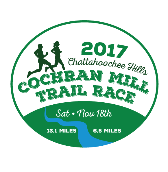Cochran Mill Trail Race<br>FALL - Nov 18<br>Palmetto, GA