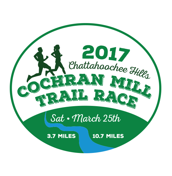 Cochran Mill Trail Race<br>March 25<br>Palmetto, GA