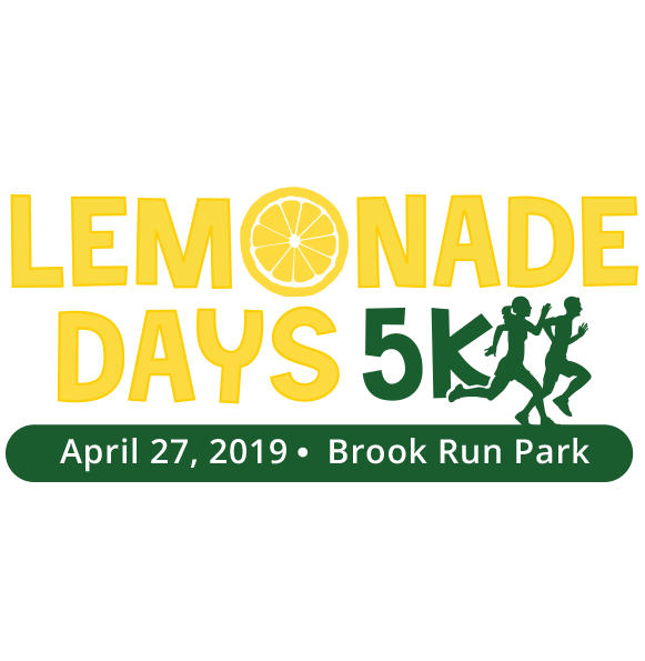 Lemonade Days 5K<br>April 27, 2019<br>Dunwoody, GA