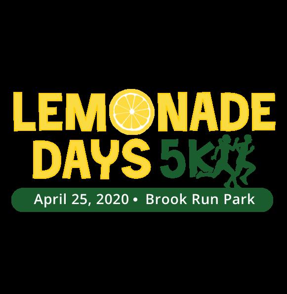 Lemonade Days 5K<br>April 25, 2020<br>Dunwoody, GA