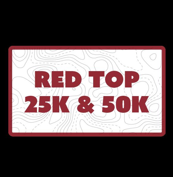 Red Top 25K & 50K<br>Dec 14, 2019<br>Cartersville, GA