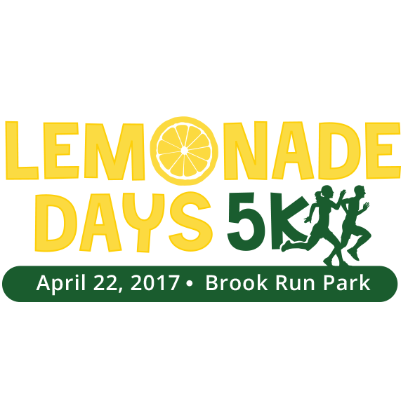 Lemonade Days 5K<br>April 22<br>Dunwoody, GA